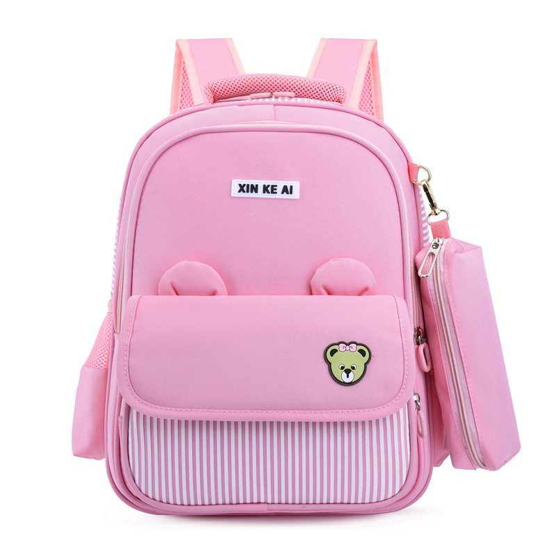 Waterproof Children School Bags For Boys&Girls Kids Backpacks Cartoon Car Schoolbags Primary School Backpacks Mochila Infantil