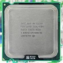 Para intel pentium duplo-núcleo processador e5500 cpu (2.8 ghz/2 m/800 ghz) soquete 775