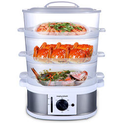 Multifunctional  Electric Steamer Household Automatic Power-off  Food Steamer  Electric Steamer Food Warmer  220V