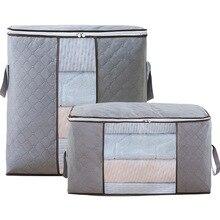Wardrobe Organizer Quilt Blanket Shoe-Clothes Storage-Bag Foldable Travel Pouch-Accessories