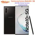 Samsung Galaxy Note10 + Note10 Plus 5G N976B глобальная версия 6,8