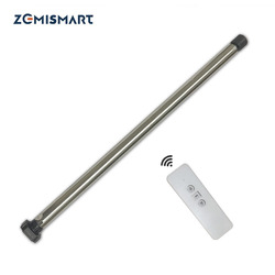 Motor de persiana enrollable recargable USB para persiana enrollable eléctrica motorizada de tubo de 25mm con batería integrada