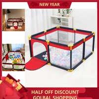 Portable parc pour enfants bébé clôture de sécurité pliant jeu clôture taille S M L adapté 6M-13 Y