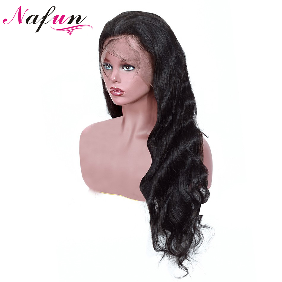 Body Wave Lace Front Human Hair Wigs Malaysia Lace Front Wigs For Women Transparent Lace 13x4 Lace Wigs Remy Hair 150% Density