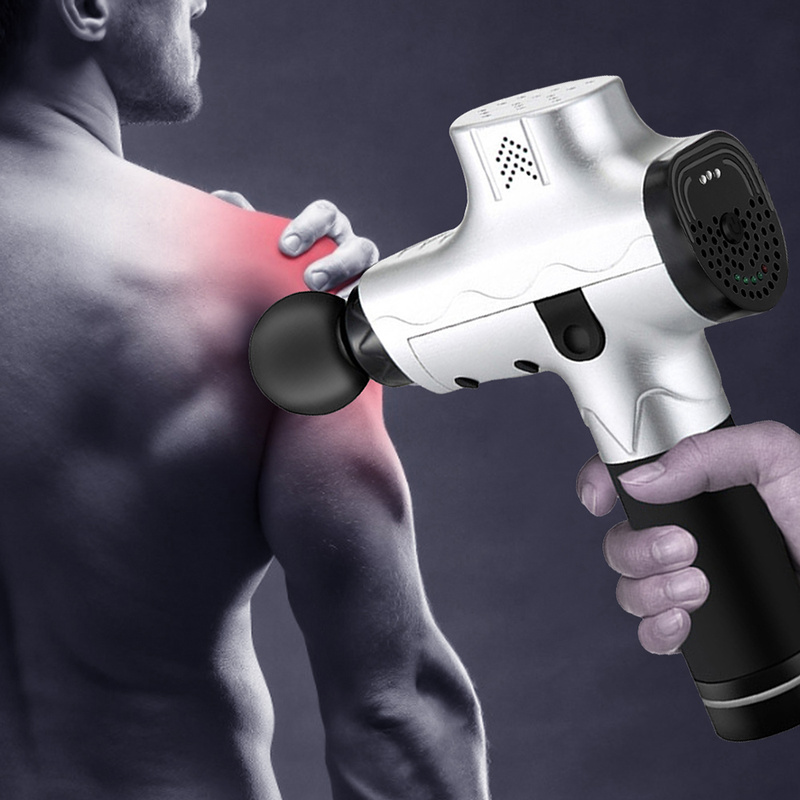 Muscle Pain Management Fabric After Exercise Training Gun Massage Muscle Massager Body Relaxation Slimming Shaping Pain Relief