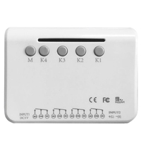for EWeLink Wireless Remote Control Switch Wifi Switch Timer Phone APP Remote Control Compatible with Amazon Alexa Google Home|Wireless Module| |  -