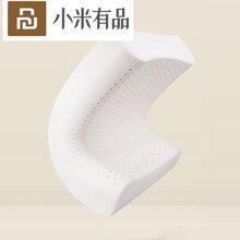 Youpin almohada de látex con Material respetuoso con el medio ambiente, Original, 8H, Natural, Z2