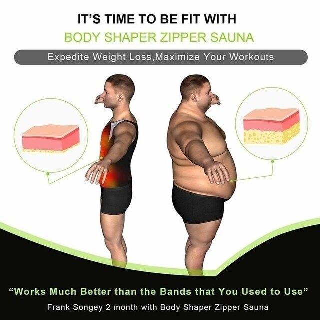 Men Waist Trainer Corsets Neoprene Sweat Fitness Girdle Abdominal Trimmer Belt Weight Loss Fat Burner Lumbar Support Shaper 5