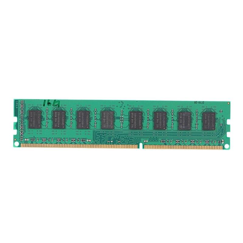 DDR3 16GB 1600Mhz DIMM PC3-12800 1.5V 240 broches ordinateur de bureau de mémoire RAM non-ecc pour AMD Socket AM3 AM3 + FM1 FM2 carte mère