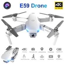 Drone Quadcopter Aircraft UAV Remote-Control Rc-Profesyonel Global E59 Camera Folding