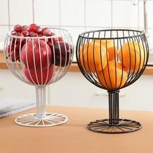 Скандинавский простой фруктовый декоративный журнальный столик для гостиной фруктовая чаша индивидуальное украшение дома Фруктовая корзина LB1158