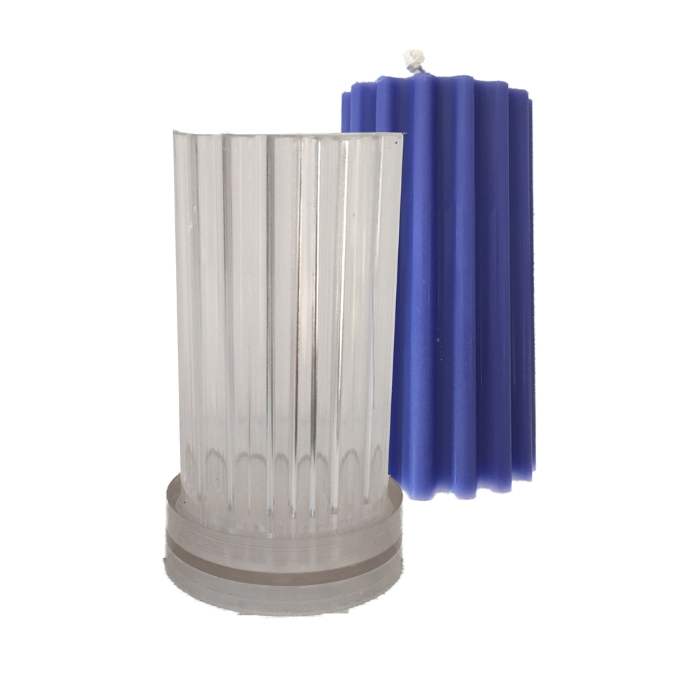 1 Stück Kerzenform Kunststoff Kerzenformen Für Die Herstellung Von Home Form