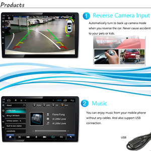 Image 3 - רכב רדיו אנדרואיד מולטימדיה נגן לפיג ו 508 2011 ~ 2016 רכב מסך מגע GPS ניווט תמיכה Carplay Bluetooth