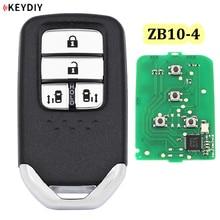 Universal ZB10 4 KD Smart Key Remote for KD X2 KD Car Key Remote Replacement Fit More than 2000 Models