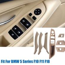 Driver's Door-Panel Inner-Handle Beige 5-Series BMW New for 5-series/F10/F11/.. Storage-Box