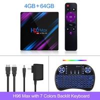 4GB 64GB Backlit key