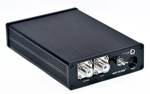 Image 5 - הגרסה האחרונה מחצלת 30 120W HF אוטומטי אוטומטי אוטומטי טיונר אוטומטי אנטנת מקלט עבור Yeasu חזיר רדיו