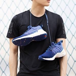 Image 3 - Youpin FREETIEผู้ชายBreathable Cushioningรองเท้าผ้าใบรองเท้าความยืดหยุ่นสูงถักด้านบนช็อกดูดซับรองเท้าวิ่งกลางแจ้ง