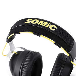 Image 4 - Somic G936PRO Stereo Gaming Headset 7.1 Virtual Surround Game Earphone Headphone with Mic LED Light for PC Computer Laptop Gamer