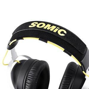 Image 4 - Somic G936PRO Stereo oyun kulaklığıı 7.1 sanal Surround oyun kulaklık mikrofonlu kulaklık LED ışık için PC bilgisayar dizüstü oyun
