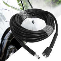 6m 8m 10m High Pressure Water Cleaning Hose for Karcher K2 - K7 Car Washer Wash Nozzles Water Pipe Vehicle Garden Washing Tool
