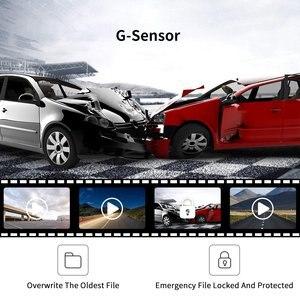 Image 2 - 70mai Dash Cam WIFI APP Voice Control English Car DVR 1080HD Night Vision Dashcam 70 mai 1S Car Camera Recorder Camera