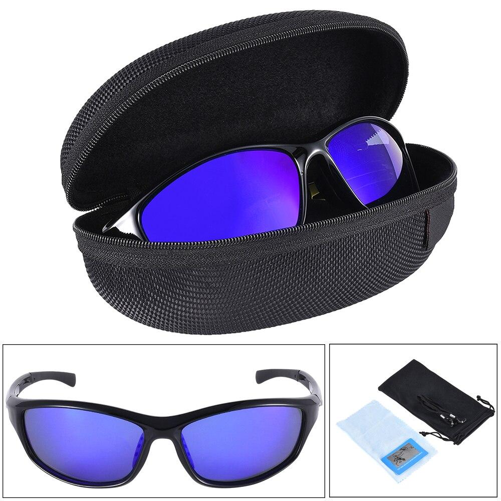 2019 Polarized Sunglasses Vintage Men's Driving Shades Male Sun Glasses For Men Retro Brand Designer Eyewear Gafas De sol D35