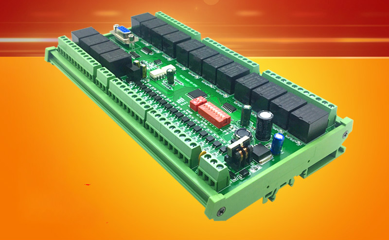 NLK-IO-1616 RS485 IO Modbus RTU Relay Module Serial Port Expansion