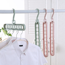 Home Storage Organization Clothes Hanger Drying Rack Plastic Scarf Clothes Hangers Storage Racks Wardrobe Storage Hanger