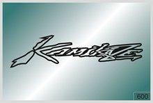 Dla KAMIKAZE -2 szt. Naklejki wysokiej jakości naklejki różne kolory 600