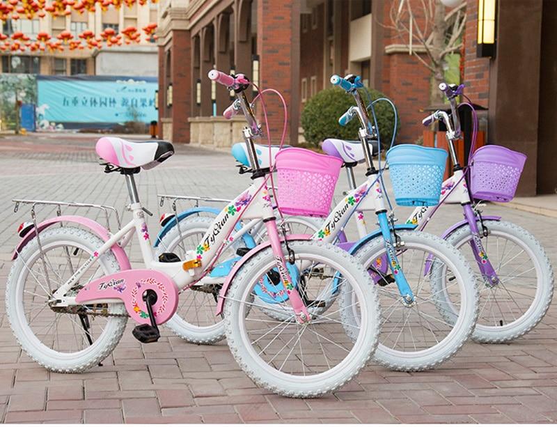 Nova bicicleta dobrável das crianças de 18