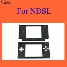 Yuxi черная пластиковая верхняя/Нижняя рамка для ЖК экрана ndsl