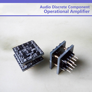 Image 5 - RISE Sx52BเสียงDiscrete Componentเครื่องขยายเสียงHifiผู้ชมPreamplifierคู่Op Ampชิปเปลี่ยนAd827