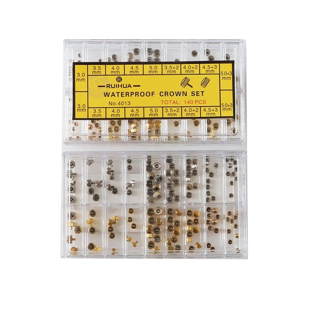 de pulso peças reposição reparação coroa kits