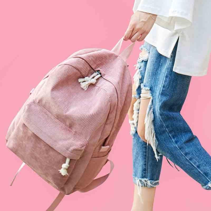 ASAB Bagpacks for Kids Boys /& Girls Secondary School Backpack - Teenagers Rucksacks - Students Bags - Vintage