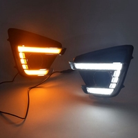 LED DRL Daytime Running Light Fog Lamp 12V Car Running Lights for Mazda Cx 5 Cx5 2012 2016