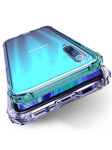 luxury clear Shockproof Phone case For Samsung Galaxy A51 A71 A50 A70 A10 A30 S8 S9
