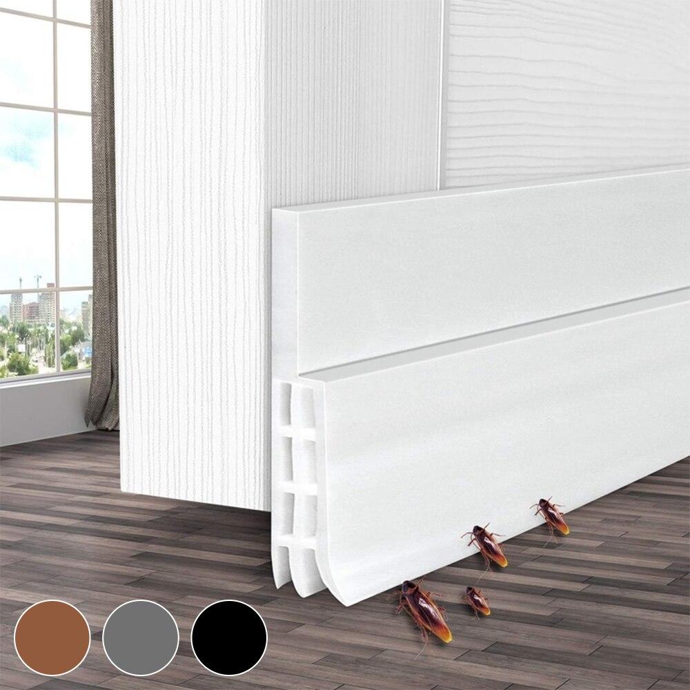 Герметичные пробки для окон, энергосберегающий изолятор для удаления шума под дверью, защита от атмосферных воздействий
