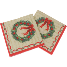 Serviettes Napkins Tissues Hand-Paper for Christmas Baby Shower Birthday-Decor Disposable