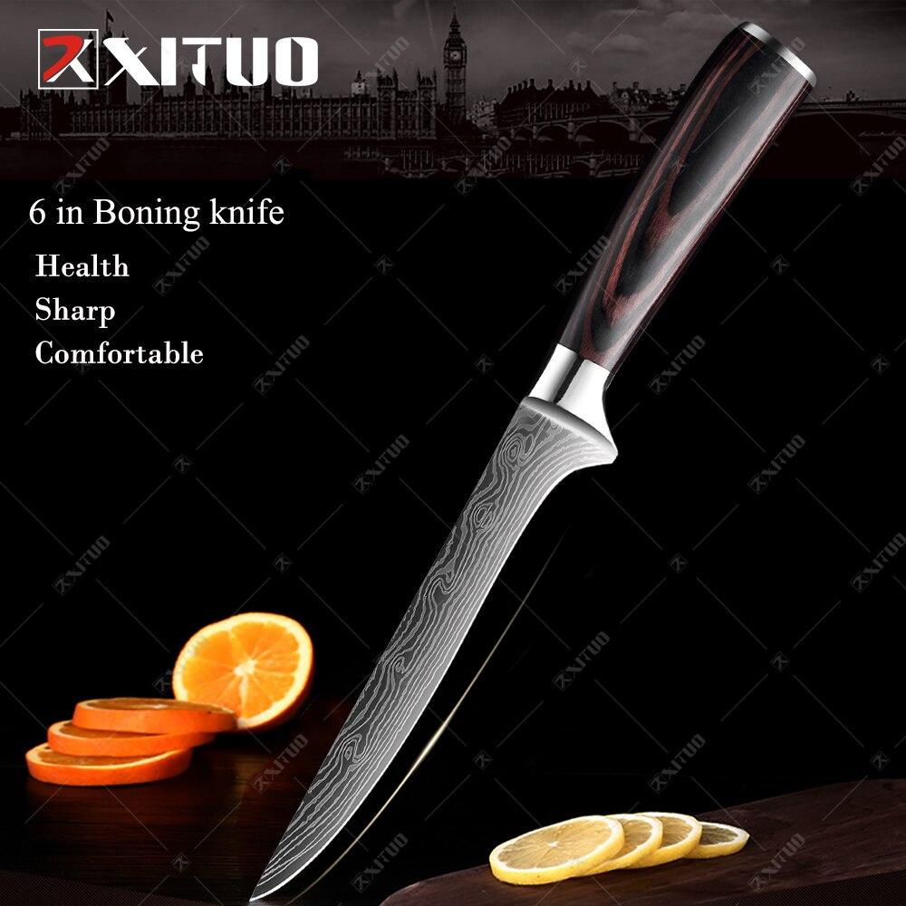 6 in Boning knife