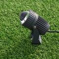 10 Вт Светодиодный проекционный светильник  точечный светильник  светильник-проектор  гостиничный светильник  Уличный настенный водонепрон...