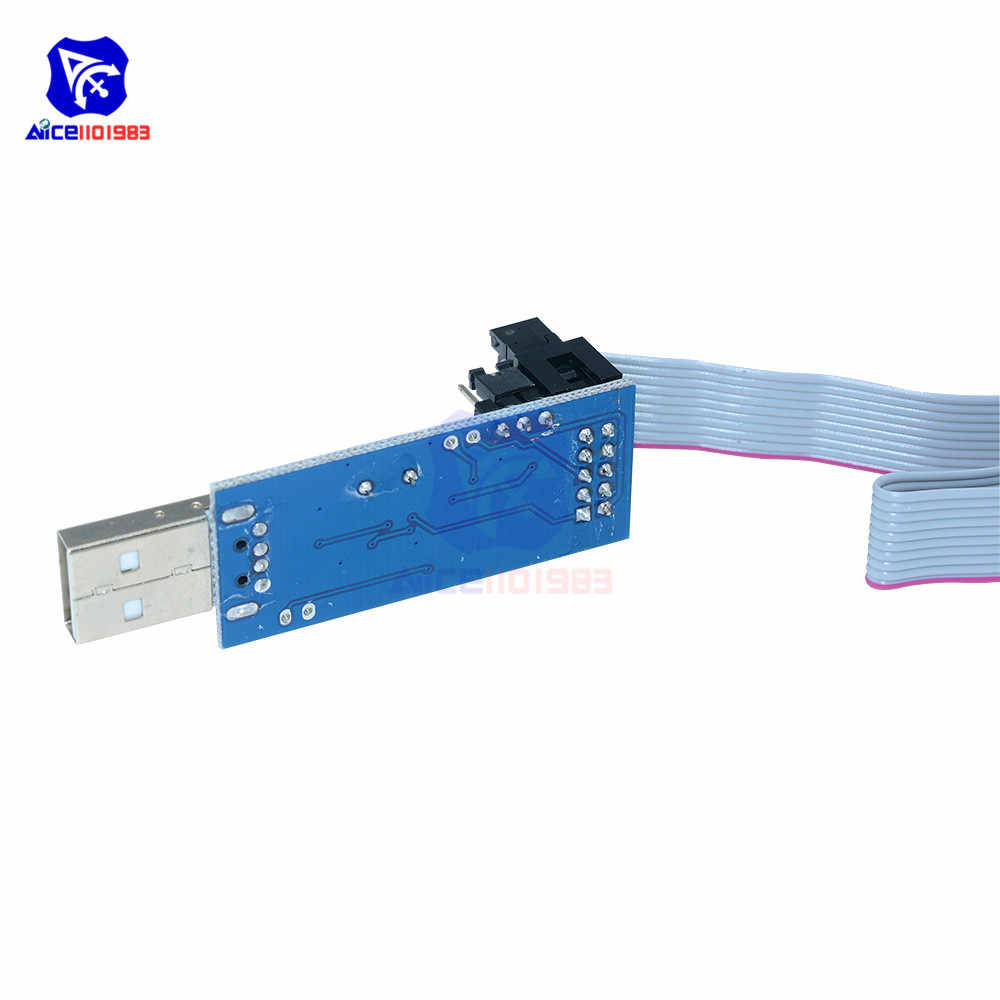 Мини-системный модуль diymore ATMEGA16 ATMEGA32 ISP I/O USBASP USBISP AVR программатор USB ATMEGA8 ATMEGA128 ATtiny/CAN/PWM /w кабель