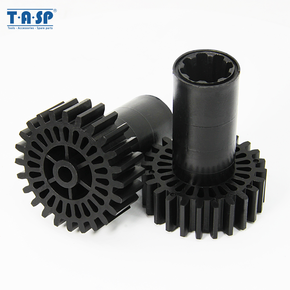 2pcs Gears Spare Parts For Meat Grinder Plastic Mincer Wheel MCL07DV For Braun Power Plus G1100 G1300 G1500 G3000 KG23 KG24