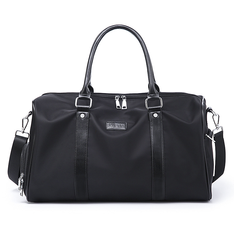 New Trend Fashion Travel Large Capacity Oxford Cloth Travel Bag Personality Simple Casual Unisex