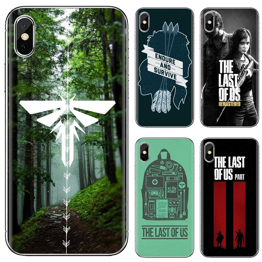 The Last of Us Soft Cover Bag For Nokia X6 2 3 5 6 8 9 230 3310 2.1 3.1 5.1 7 Plus 2017 2018