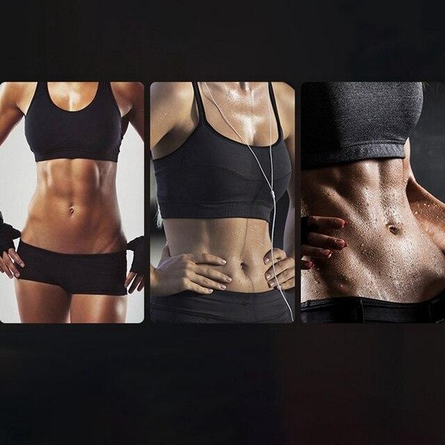 Neoprene Leg Shapers Sauna Thigh Trimmer Slimmer Body Shaper High Waist Trainer Sweat Shapewear Belt Control Panties 5