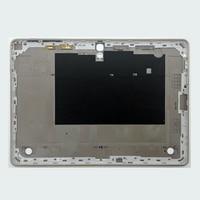 Habitação traseira capa traseira para samsung tab s t800 t805 galaxy 10.5 original tablet telefone novo meio quadro painel substituição + ferramentas|Estojos de celular| |  -