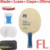 FL with F  case