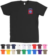 2019 Newest Fashion Hot Summer Sale82nd Airborne Division United States Army Infantry Shirt Insignia Badge - NEWTee Shirt(China)