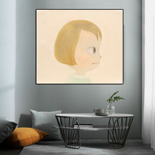 Home Decoration Painting Core Yoshitomo Nara Movie Poster Comic Wallpaper Wall Background Printed Drawing Pictures girl